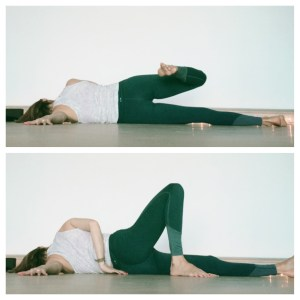 Head to Toe Yin Sequence + Extended Rest