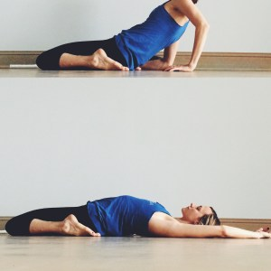 yin yoga sequence for gratitude  nancy nelson