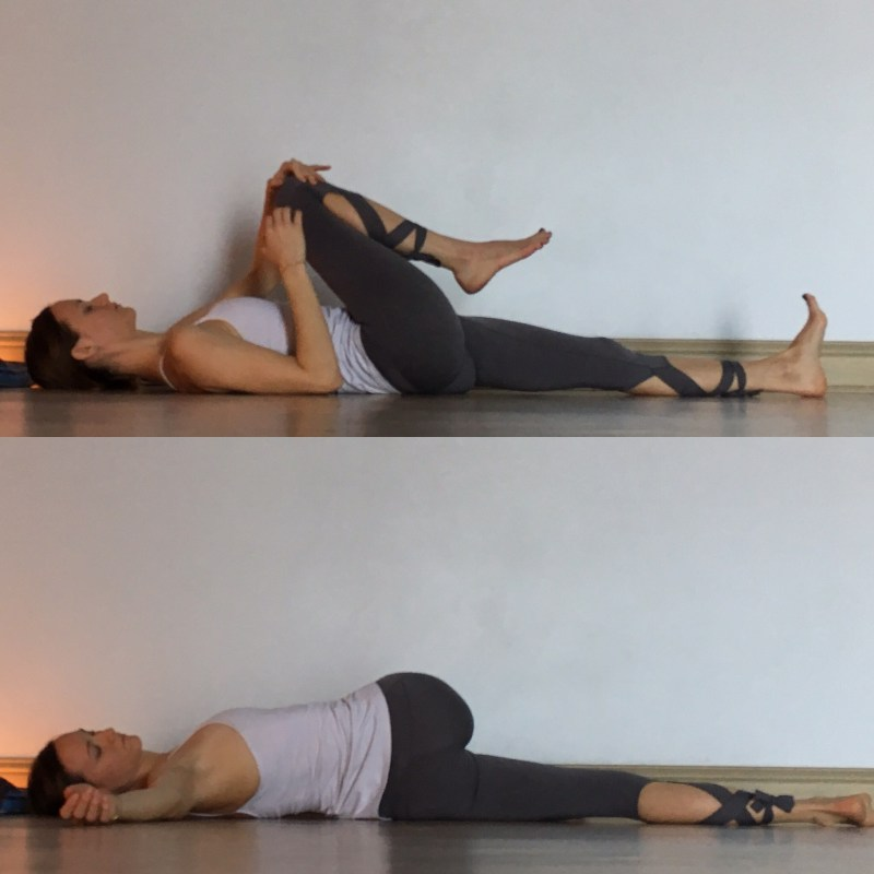 BACK BODY - YIN YOGA
