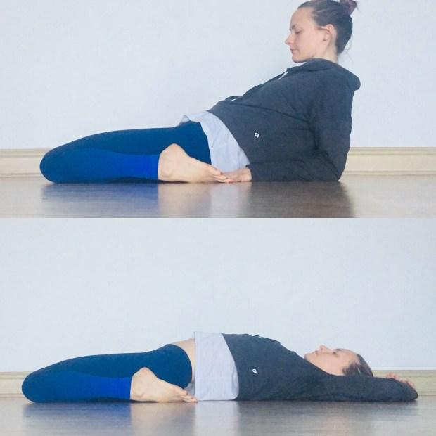 Hip Flexor Stretches - Hero Pose