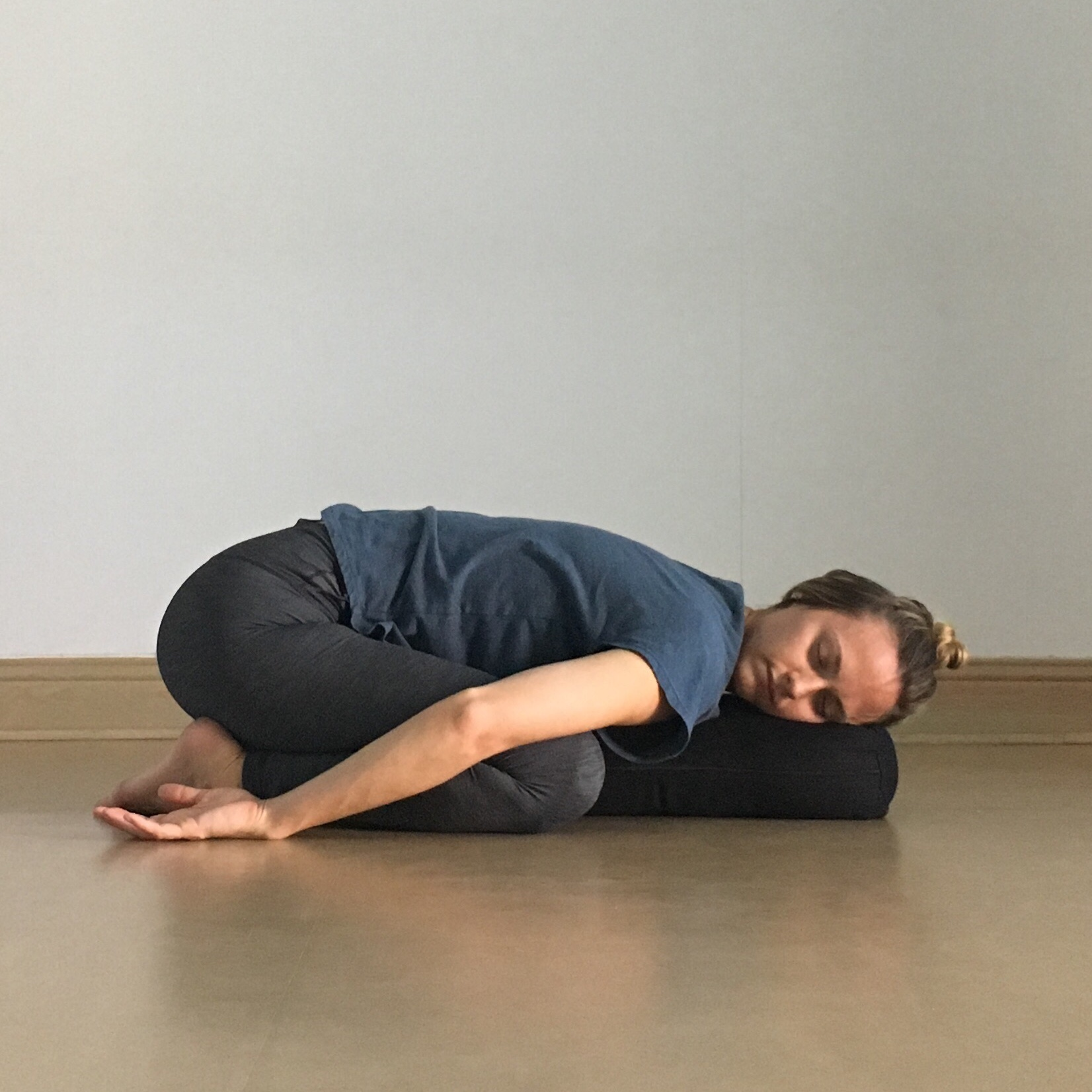 Yin Yoga for Grief