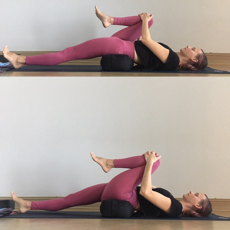 Yin for Hips + Heart - Extended Bridge