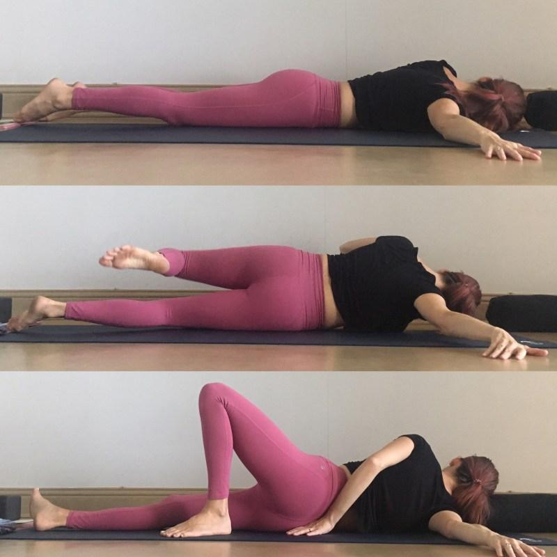 Yin for Hips + Heart - Reverse Needle