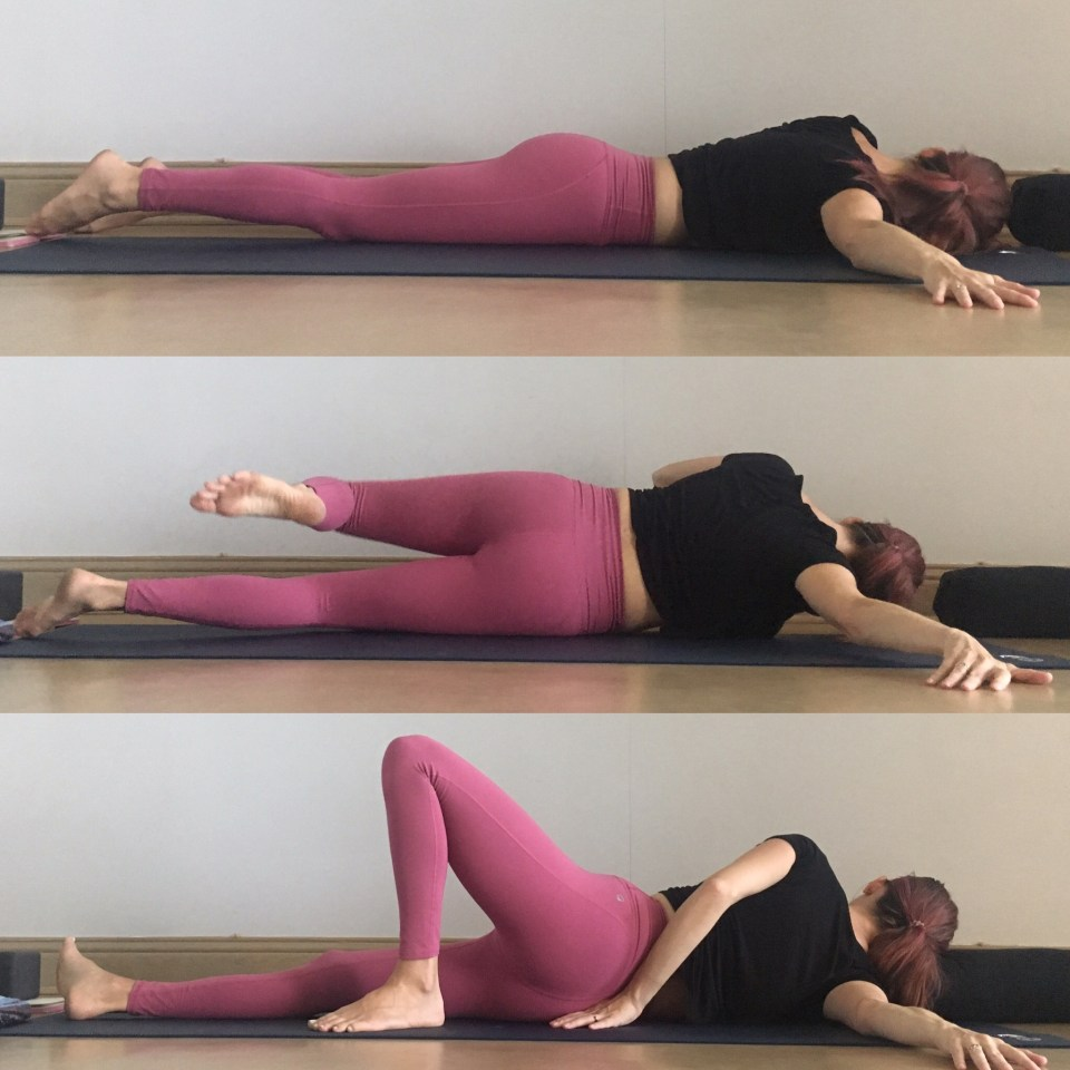 Yin for Hips + Heart - Reverse Needle