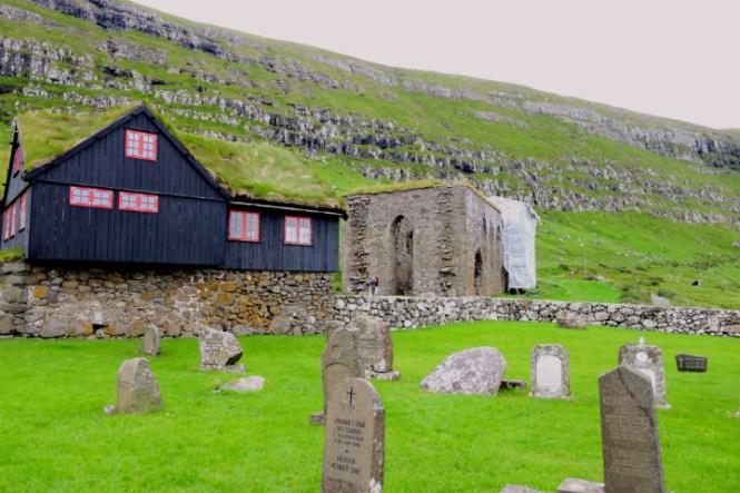 cathedral kirkjubøur