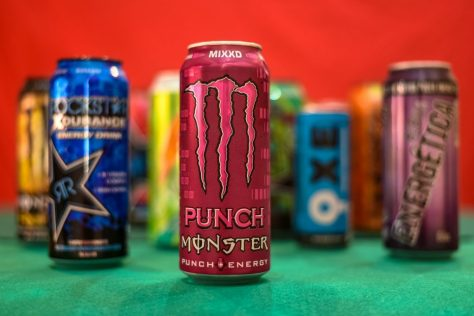 High Energy Drink - Unhealthy Drinks