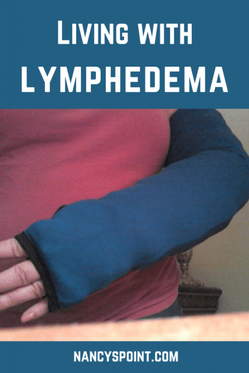 Living with #Lymphedema #LE #breastcancer #cancer