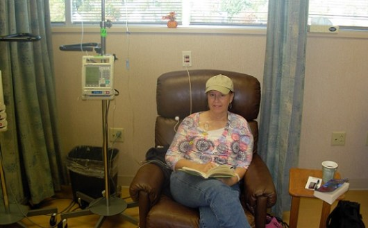what you can expect when chemo day arrives