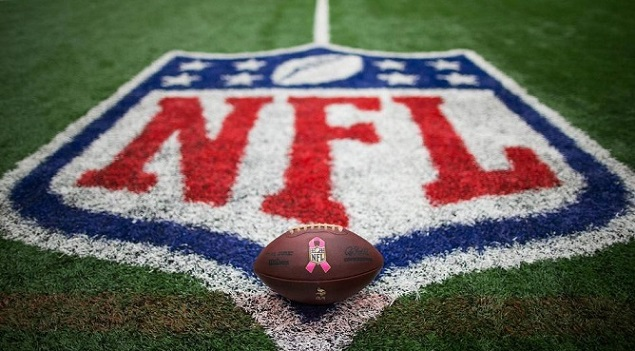 Pinking of the NFL during BCAM