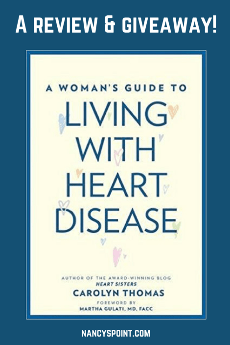 A Woman's Guide to Living with Heart Disease, A Review & Giveaway!
