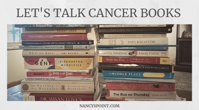 让我们谈谈#cancerbooks #breastcancer #cancer #books #bookreviews