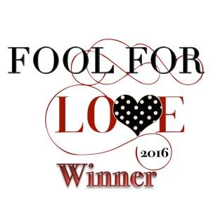 Fool For Love Winner Logo