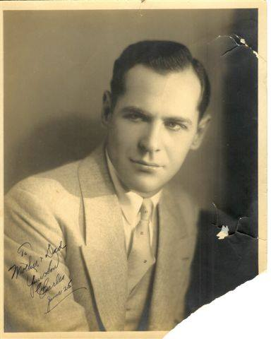 Mom's brother Charles Gash was a singer