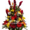 Arreglo floral para funeral