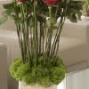 Arreglo floral con rosas