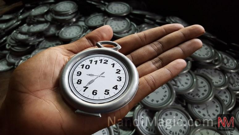 time clock manipulation