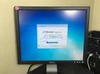 Windows 7 Pro pre-installed