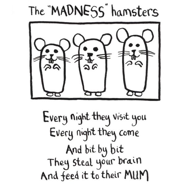The next step for hamsters.....