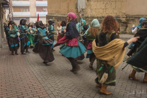 Vizcaínas bailando