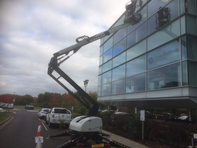 Emergency Repair at Lakeside Doncaster