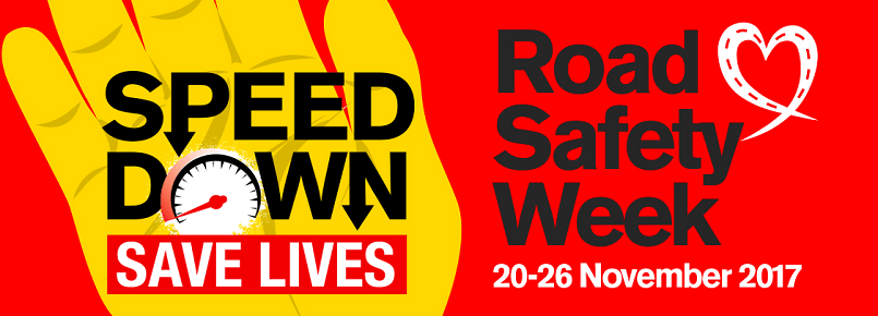 Supporting Road Safety Week