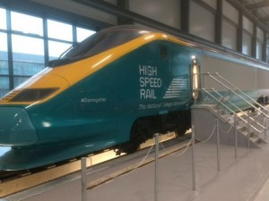 Doncaster Business Property Forum Meeting Tuesday 5th, at the New College for High Speed Rail