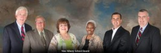 New Albany Schools Board
