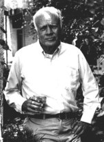 Walker Percy: if that is a Mint Julep, the official garnish is not up to standards.