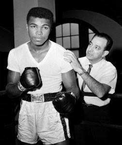 """He let me be exactly who I wanted to be, and he was loyal,"" Muhammad Ali wrote of Angelo Dundee (right). ""That is the reason I love Angelo."""