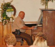 Monroe County Deputy Sheriff Gary Monaghan.
