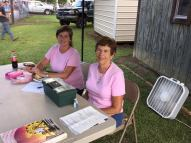 "Breast Cancer awareness was tonight's ""ticket"" at the Union County Fair"