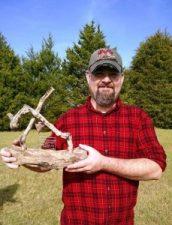 Corey Graham 2015 Atlatl Champion of Ingomar Mound