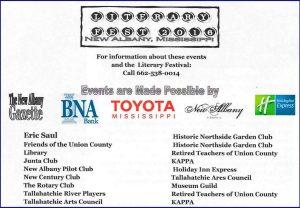 Literary Fest Sponsors