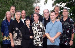 The Paul Rainey Band is one of New Albany's longest continually playing bands