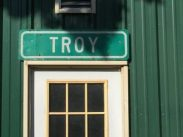 Troy, MS, the center of the world.