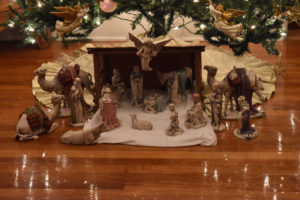 Christmas, 1976: A friend made this beautiful nativity scene for me to give my mother for Christmas. With her passing several years ago, it became my treasure. Do you have a favorite Christmas ornament or treasure you would like to share? Send a photo and caption to news@nanewsweb.com.