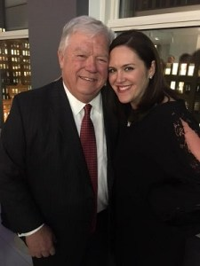 Haley Barbour at inauguration