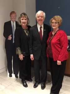 Thad Cochran at inauguration