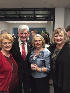 Gov. Phil Bryant at Inauguration