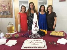 NAHS grads to be college cheerleaders