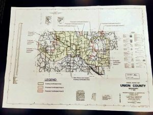 Union County natural gas expansion