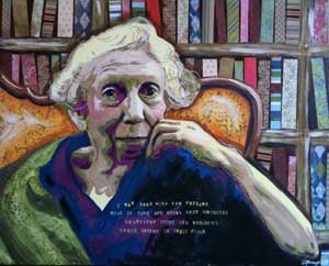 Eudora Welty, Museum Moments