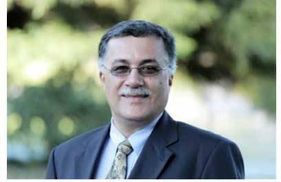 Rev. Mansour Khajehpour, former Muslim