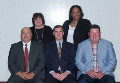 2018 New Albany School Board