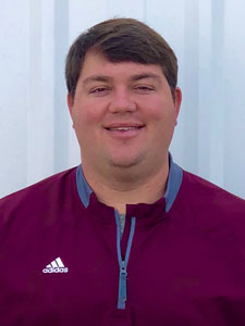 NAHS Sports Head football coach