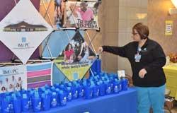 Baptist Community Health fair 2018
