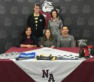 NAHA Runner signs