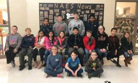 Students of Month 2-2019