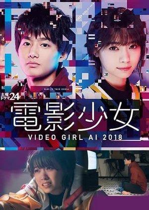 Denei Shojo: Video Girl AI 2018 Episode 1 Sub Indo
