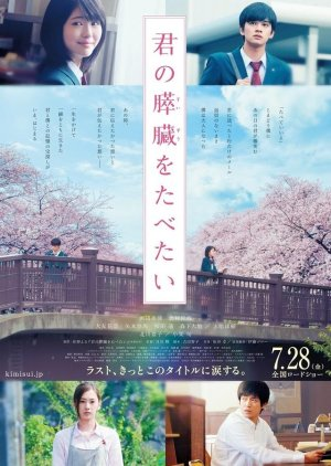 I Want to Eat Your Pancreas (2017)